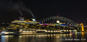 Sydney Harbour Bridge - 0016