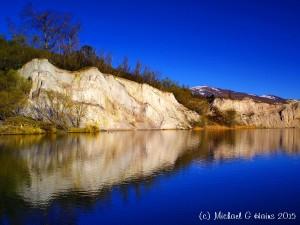 Blue Lake, St Bathans